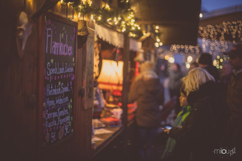 Fotografieren auf Weihnachtsmärkten - Glühweinstand