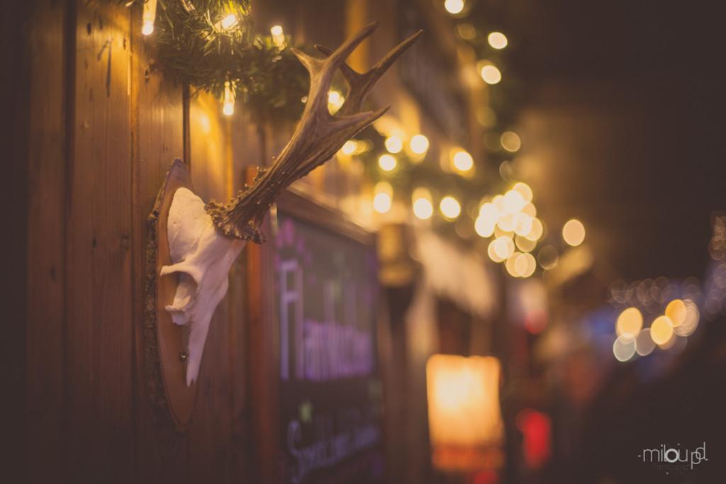 Fotografieren auf Weihnachtsmärkten - Stand