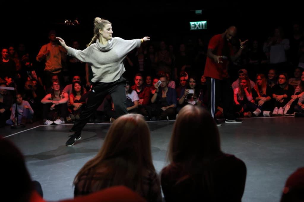 Dance Battle Girl - Canon 5D Mark IV - Foto by miloupd
