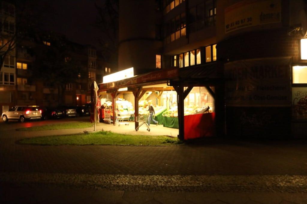 Stadt Berlin - Foto by Miloupd