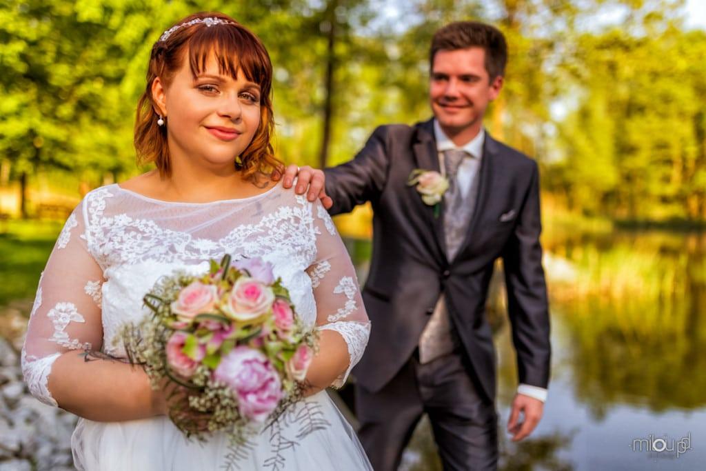 Brautpaarshooting Janek und Denise - Hochzeitsfotografie - Hochzeit