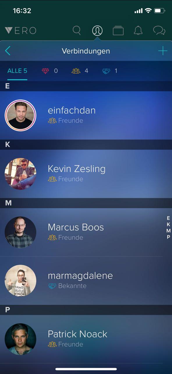 Lohnt sich VERO oder ist es nur ein Hype Vero App Freunde
