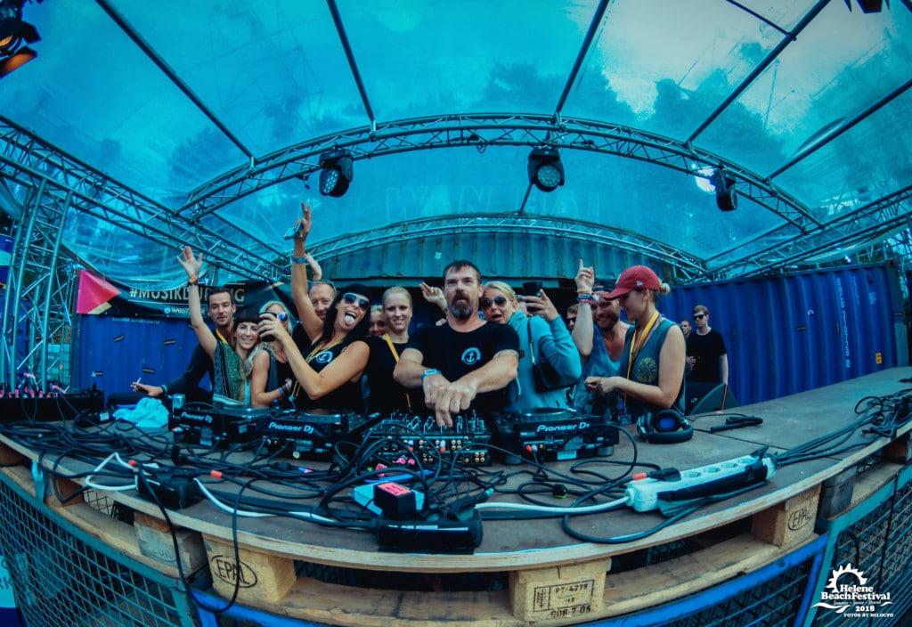 Helene Beach Festival 2018 Crew